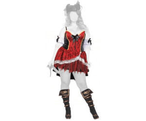 Leg Avenue Curvy Pirate Costume (85482X)