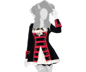 Leg Avenue Charming Pirate Captain L (83972)