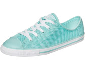 fc6862241b7625 Converse Chuck Taylor All Star Dainty Ox - motel pool white. Obermaterial  Canvas ...