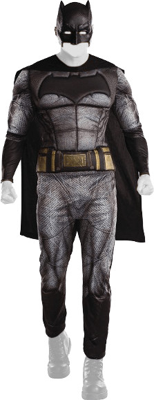 Rubie´s Adult Batman Dawn of Justice (810841)