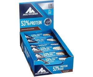 Multipower 53 Protein Bar 24 X 50g Ab 27 99 Preisvergleich Bei