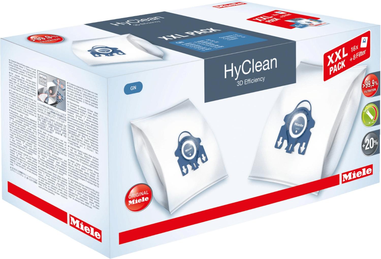 Miele Staubbeutel XXL-Pack 3D HyClean Efficiency