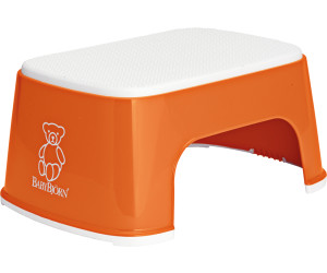 Babybjorn Step Stool Orange