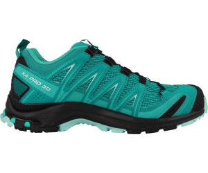 Salomon XA Pro 3D Women Trail Laufschuhe deep peacock blue