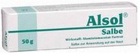 Alsol Salbe (50 g)