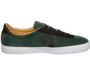 Converse Cons Breakpoint Suede Ox Sneaker Herren Tanne Rot