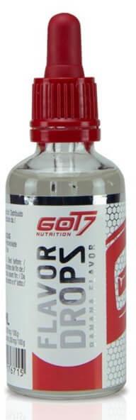 Got7 Flavor Drops 50ml stracciatella
