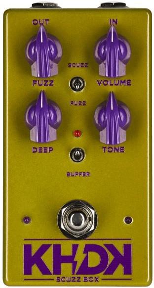 Image of KHDK Electronics Scuzz Box