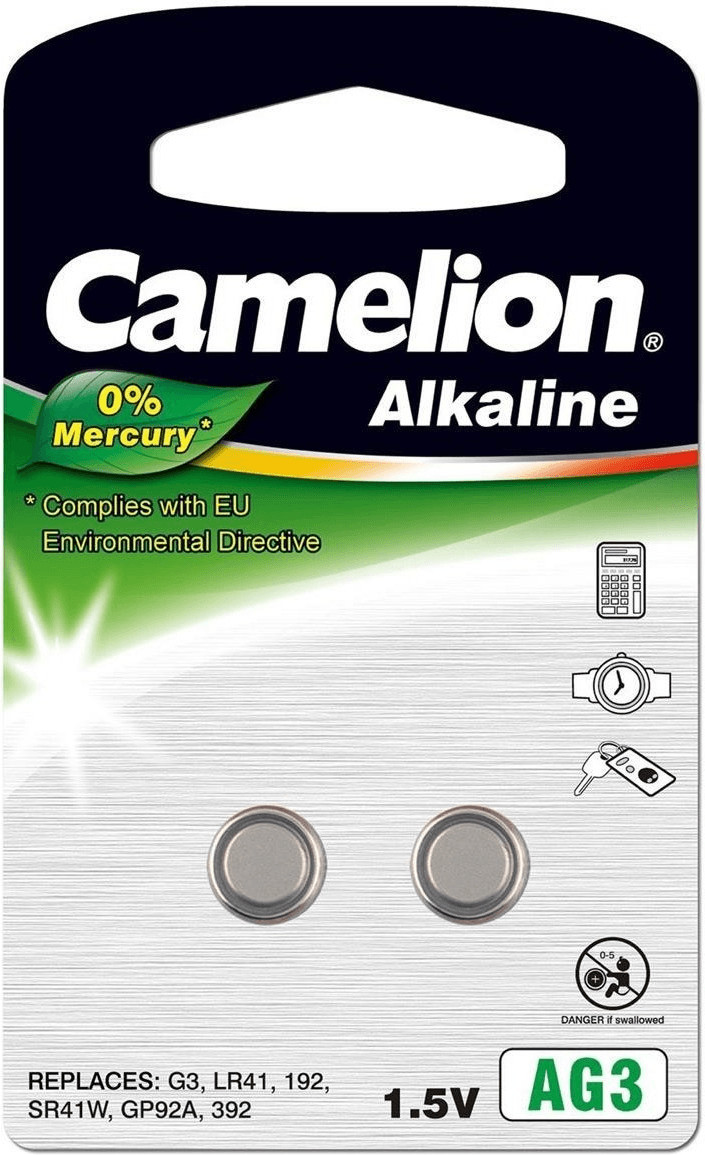 Image of Camelion 120 50203