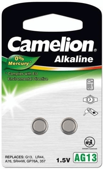 Image of Camelion 120 50213