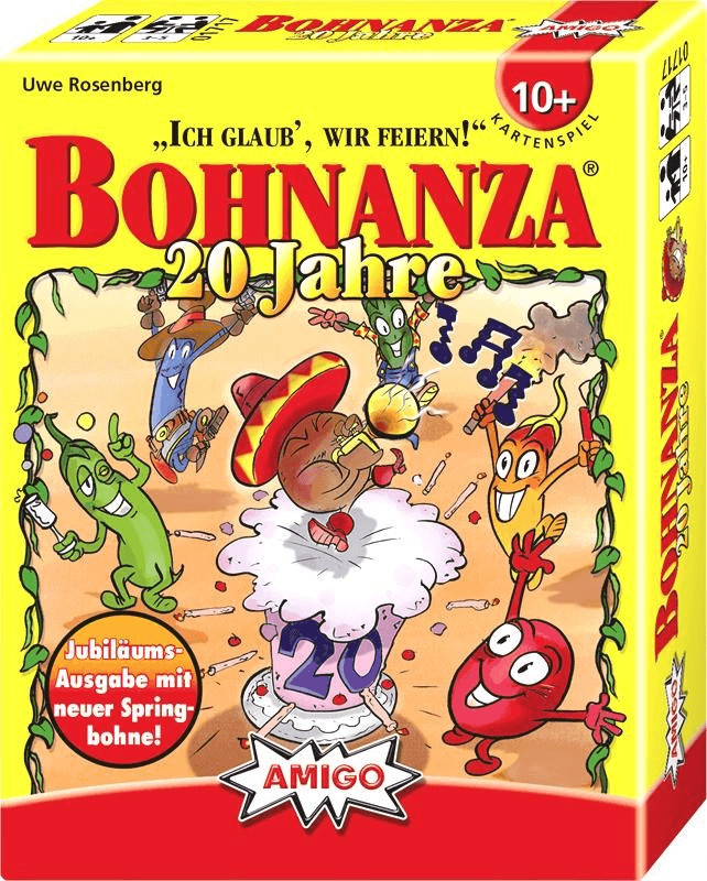 Zoob Bohnanza 20 Jahre