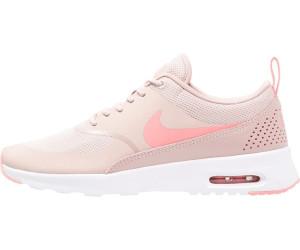 Nike sportswear air max thea baskets basses bright melon