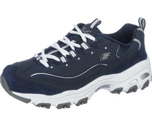 Skechers »D'Lites me Time« Sneaker, mit Memory Foam, blau, navy-weiß