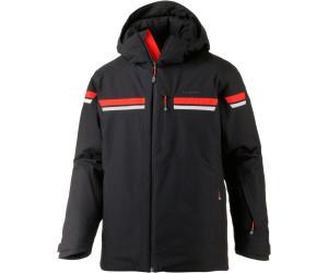 Schoffel skijacke schwarz rot