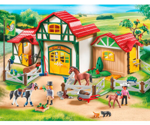 playmobil country gro er reiterhof 6926 ab 57 90. Black Bedroom Furniture Sets. Home Design Ideas