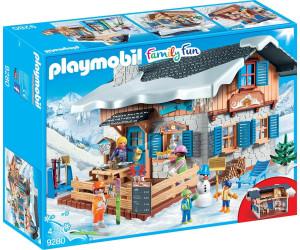 Playmobil Playmobil Family Fun 9280 Skihütte