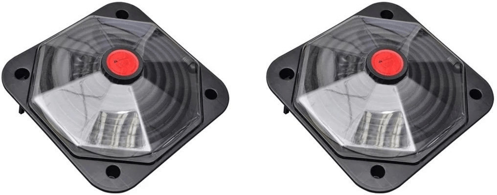 vidaXL Solarheizung 2x 735 W (160685)