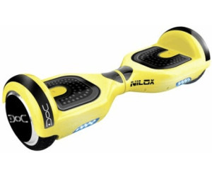 nilox doc hoverboard 6 5 ab 259 00 preisvergleich bei. Black Bedroom Furniture Sets. Home Design Ideas