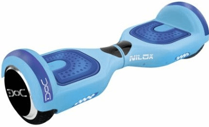 Image of Nilox DOC Hoverboard 6.5 celeste