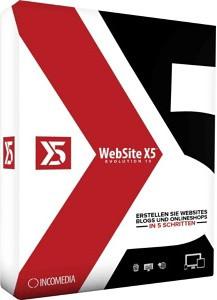 Incomedia WebSite X5 13