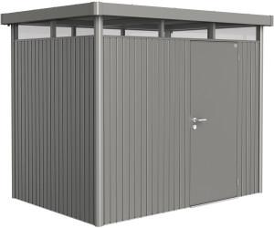biohort highline gr h2 et 297 x 195 cm quarzgrau metallic ab preisvergleich bei. Black Bedroom Furniture Sets. Home Design Ideas