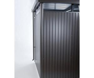 biohort regenfallrohr set f r avantgarde dunkelgrau metallic 2er set ab 66 83 preisvergleich. Black Bedroom Furniture Sets. Home Design Ideas