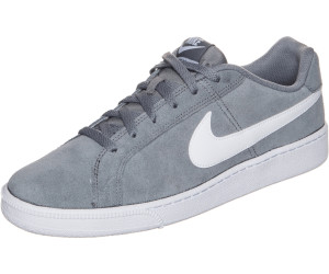 nike court royale suede grise