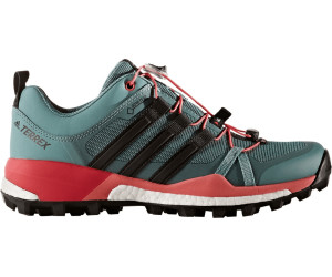 Image of Adidas Terrex Skychaser GTX Women vapour steel/core black/tactile green