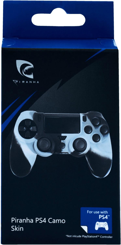 Piranha PS4 Controller Camo Skin
