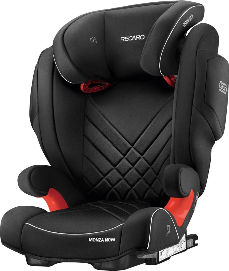 Recaro Monza Nova 2 Seatfix Performance Black