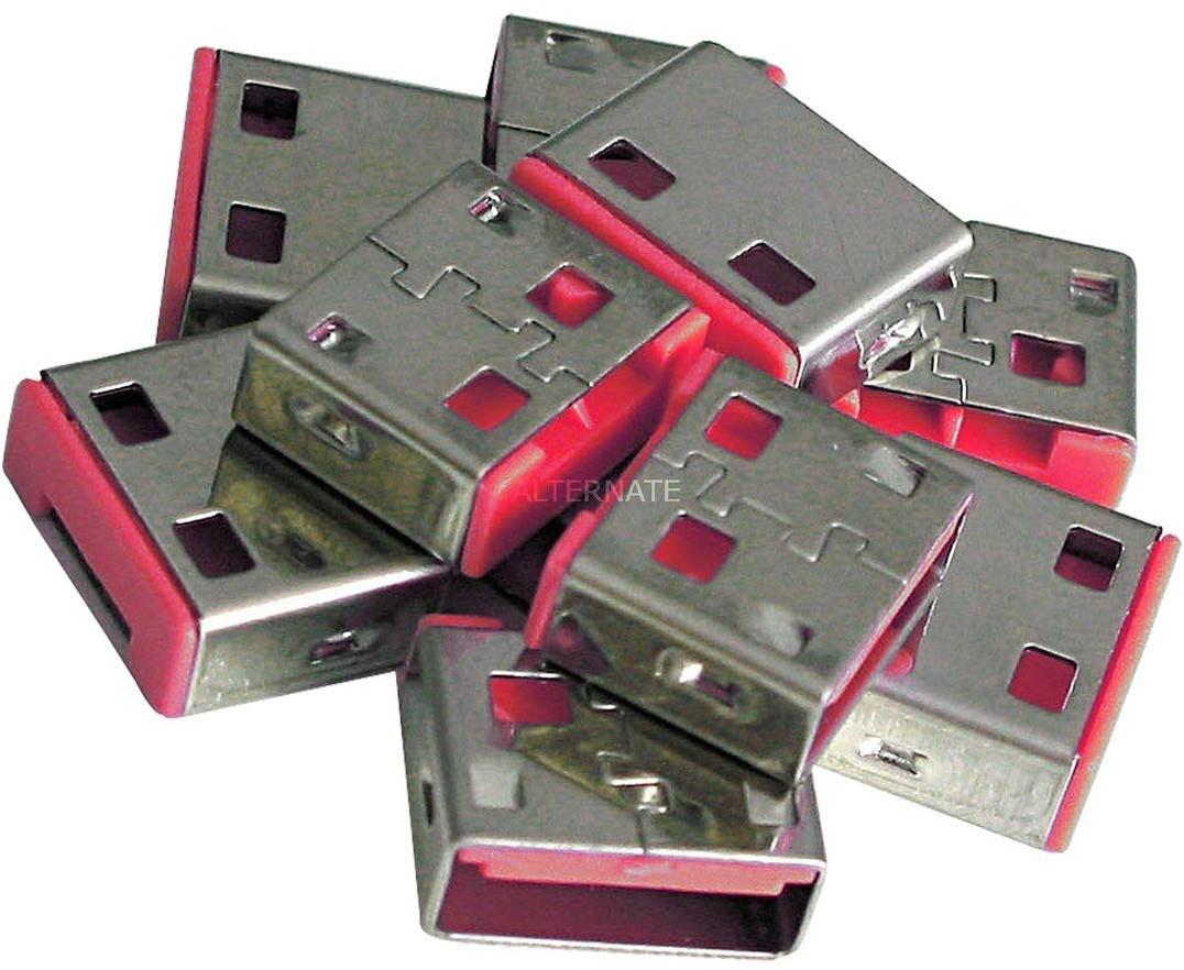 Lindy UBS Portschloss (10 Stück) rot