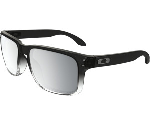 Oakley Holbrook Grey Ink Fade / Chrome Iridium Polarized rSodBh
