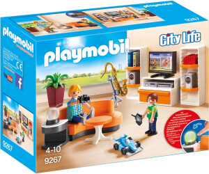 Playmobil City Life - Wohnzimmer (9267)