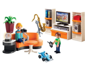 Playmobil City Life - Wohnzimmer (9267) ab 10,49 € (November ...