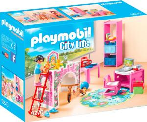 Playmobil Chambre d\'enfant (9270) au meilleur prix sur idealo.fr