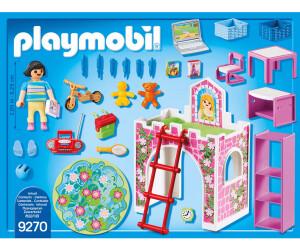 Playmobil chambre d 39 enfant 9270 au meilleur prix avril - Playmobil chambre enfant ...