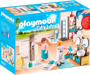 Playmobil City Life - Badezimmer (9268) ab 12,38 € (August 2019 ...