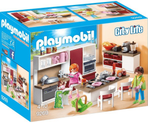 Playmobil City Life - Große Familienküche (9269) ab 14,78 ...