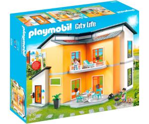 maison moderne playmobil 9266 pas cher