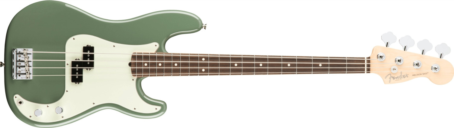 Fender American Professional Precision Bass Ant...