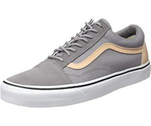 7edfe3cd8a51 Buy Vans Old Skool Veggie Tan Frost Grey True White from £45.48 ...