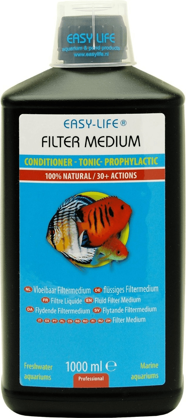 Easy Life Flüssiges Filtermedium 1000 ml