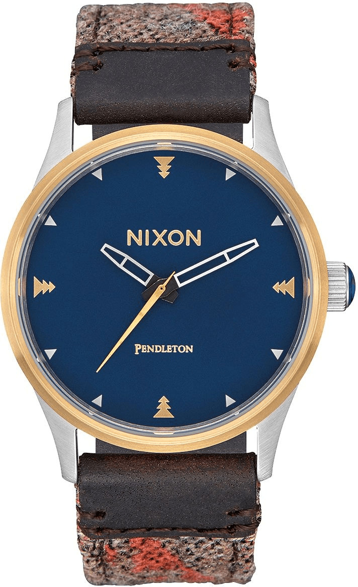 Nixon The Sentry 38 Leather (A377-2615)
