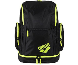 Arena Spiky 2 Backpack Large black/fluo yellow