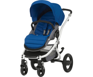 Image of Britax Affinity 2 chassis white Ocean Blue