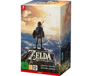 The Legend Of Zelda Breath Of The Wild Ab 4495 Aktuelle