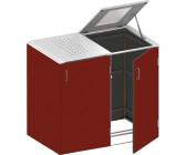 edelstahl m lltonnenbox preisvergleich g nstig bei idealo kaufen. Black Bedroom Furniture Sets. Home Design Ideas