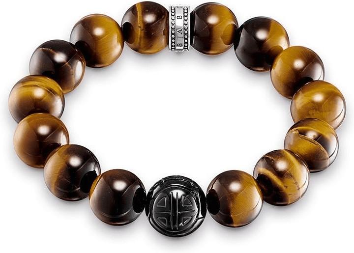 Thomas Sabo Power Bracelet braun (A1574-806-2-L18)