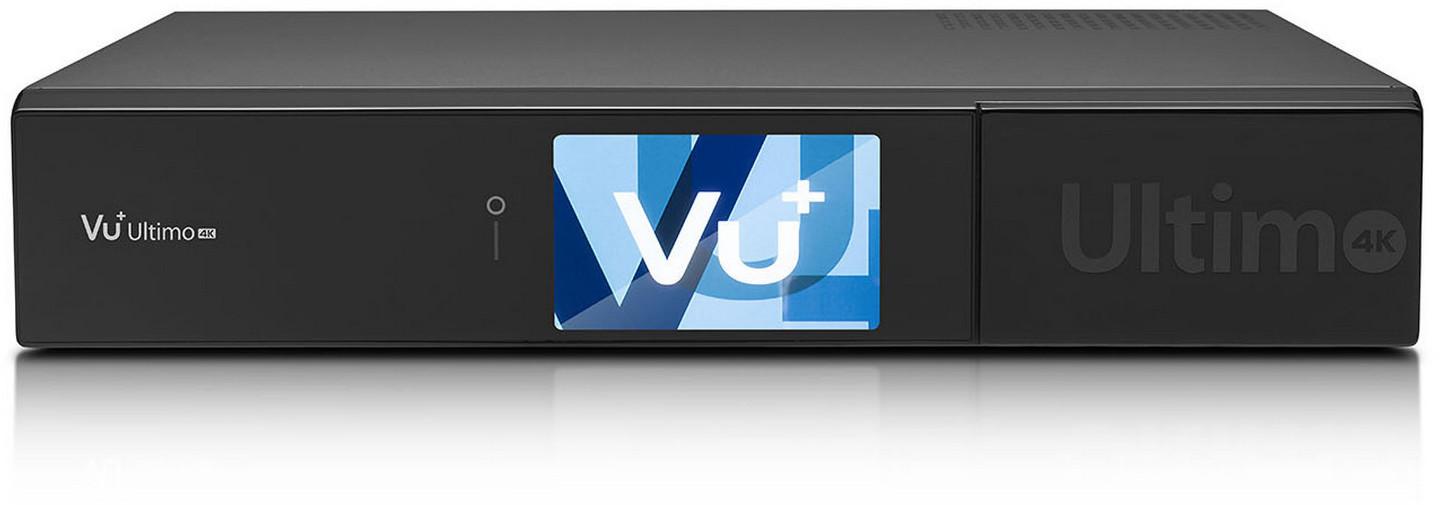 Vu+ Ultimo 4K DVB-S2 500GB