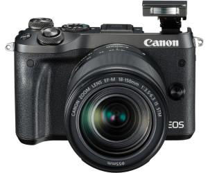 Canon EOS M6 Kit 18-150 mm noir